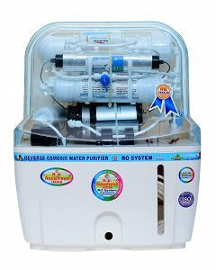 R.K. Aqua Fresh India RO+UV+UF+TDS Adjuster Water Purifier