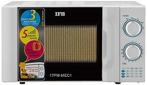 IFB 17PM MEC 1 Solo Microwave Oven