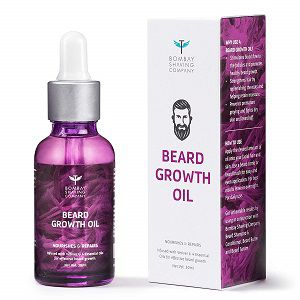 Bombay Shaving Company Beard Growth Oil