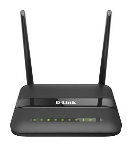 D-Link DSL-2750U Wireless Router