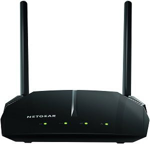 Netgear R6120-100INS AC1200 Dual-Band Wi-Fi Router