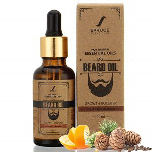 Spruce Shave Club Beard Growth Oil