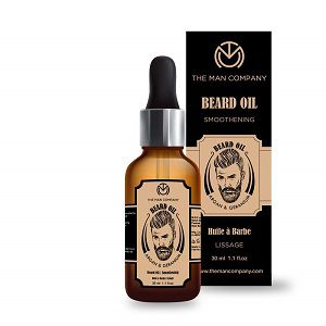 The Man Company Smoothing Beard Oil