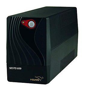 VGUARD UPS SESTO 600 Desktop UPS (600VA)