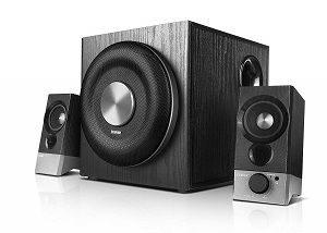 Edifier M3600D Multimedia 2.1 Active Speaker System - THX Certified