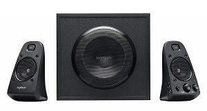 Logitech Z-623 2.1 Channel THX-Certified Multimedia Speakers best in India