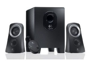Logitech Z313 Speaker System Co. Sealed Box with Bill