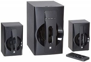 iBall Tarang Lion Exclusive 2.1 Channel Multimedia Speakers