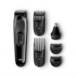 Braun MGK3020-6-in-One Multi Grooming and Trimmer Kit