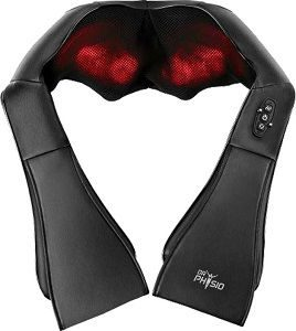 Dr. Physio (USA) Electric Heat Shiatsu Body Massagers