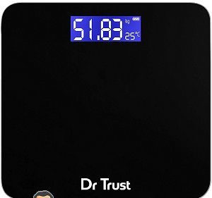 Dr Trust Electronic Zen Digital Personal Weighing Scale