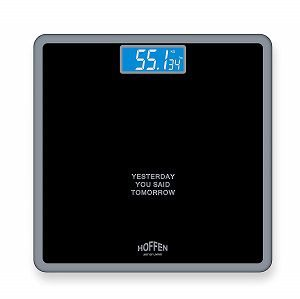 Hoffen HO-18 Digital Electronic LCD Personal Body Fitness Weighing Scale
