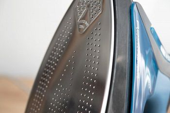 Steam holes in Iron