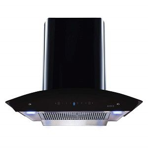 Elica Filterless Auto Clean Chimney