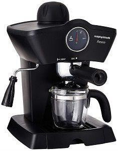 Morphy Richards Fresco 800-Watt 4-Cups Espresso Coffee Maker