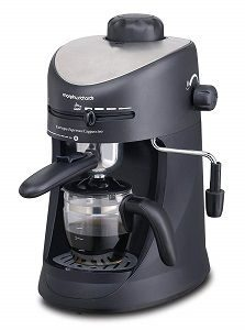 Morphy Richards New Europa Espresso and Cappuccino Coffee Maker