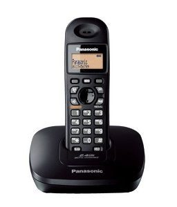 Panasonic Single Line 2.4GHz KX-TG3611SX Cordless phone