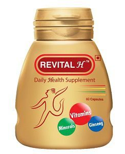 RevitalH-60 Capsules best in India