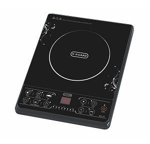 V-Guard VIC-07 1600-Watt Induction Cooktop