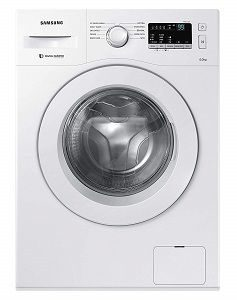 Samsung 6 kg Fully-Automatic Front Loading Washing Machine