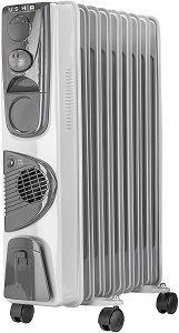 Usha room heater 3809 F 2000-Watt Oil Filled Radiator
