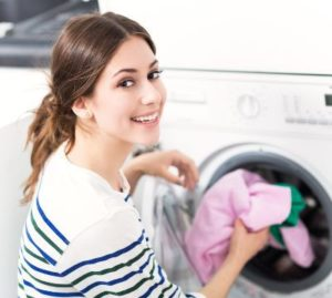 Washing machine program uses