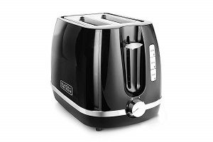 Black + Decker BXTO0202IN 870-Watt Toaster