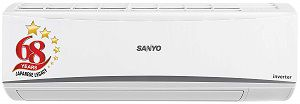 Sanyo 1 Ton 5 Star Inverter Split AC (SI/SO-10T5SCIA)