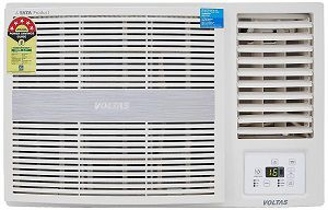 Voltas 5 Star Window AC 1.5 Ton (Copper, 185LZH_R32)