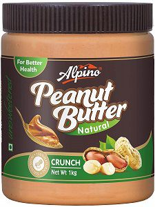Alpino Natural Peanut Butter Crunch