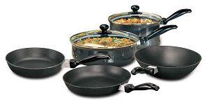 Hawkins Futura Non-Stick Cookware
