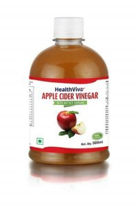 HealthViva Apple Cider Vinegar with Mother