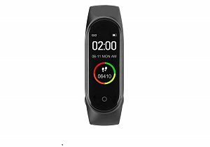 Le Dazzio M4 Smart Band Fitness Tracker Watch