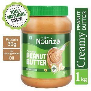 Nouriza Peanut Butter