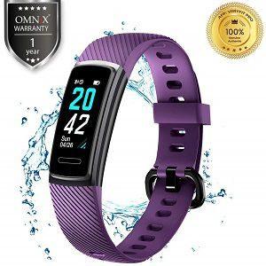 OMNiX ID152 Fitness Tracker Activity Tracker Fitness Watch