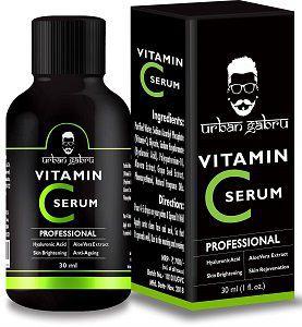 UrbanGabru Vitamin C Serum with hyaluronic acid