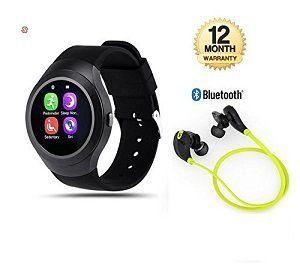 Wonderford Y1 Bluetooth SmartWatch