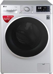 LG 8 kg Inverter Wi-Fi Fully-Automatic Front Loading Washing Machine