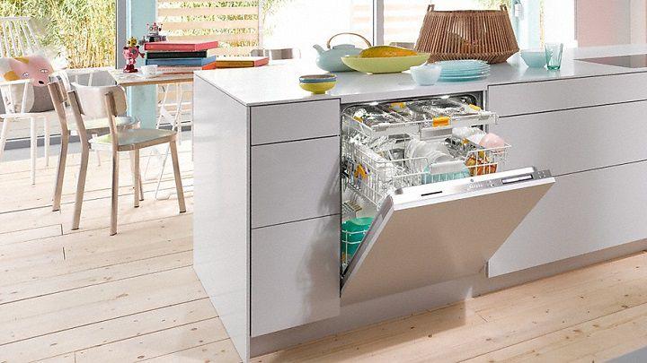 Dishwasher types - Built-In Dishwasher