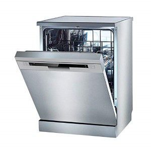 Kaff DW VETRA 60 Free Standing 12 Place Settings Dishwasher