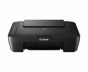 Canon Pixma E410 All-in-One Inkjet Printer