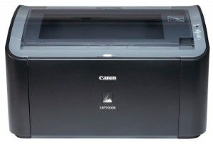 Canon imageCLASS LBP2900B Single Function Laser Printer