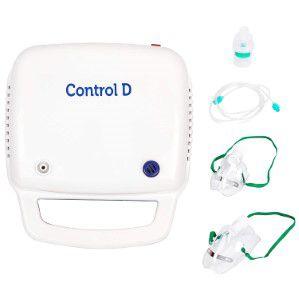 Control D Blue & White Compressor Complete Kit Nebulizer