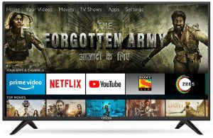Onida 80 cm (32 Inches) Fire TV Edition HD Ready Smart IPS LED TV 32HIF