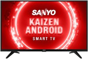 Sanyo 80 cm (32 inches) Kaizen Series HD Ready Certified Android LED TV XT-32RHD4S