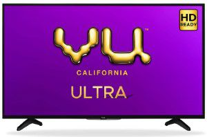 Vu 80 cm (32 inches) HD Ready UltraAndroid LED TV 32GA