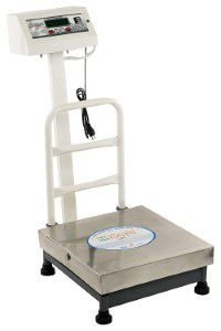 Iscale 50 kg Capacity, Digital Commercial Store Platform Weighing Machine