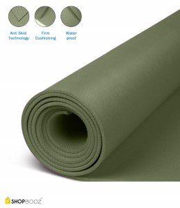 SBZ - SHOPBOOZ Yoga Mat for Gym Workout and Flooring Exercise