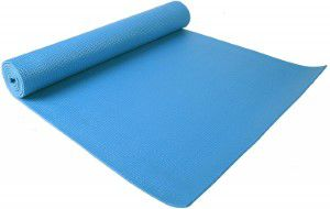 VELLORA Yoga Mat Anti Skid Yogamat