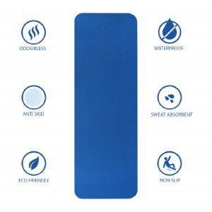 VIFITKIT® Yoga Mat Anti Skid EVA Yoga mat